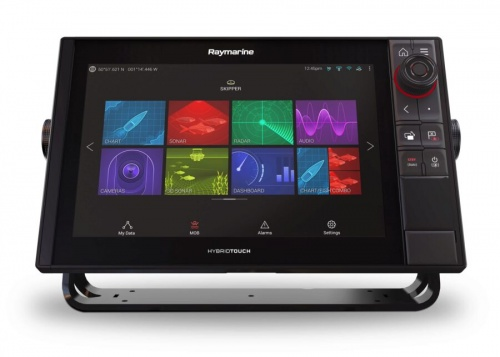 Raymarine Axiom 16 Pro-RVX HybridTouch 16 Inch MFD with intergrated 1kW Sonar. DV.SV and RV 3D Sonar